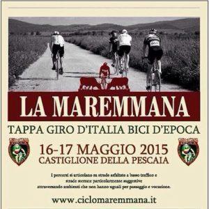 Retro ronde La Maremmana