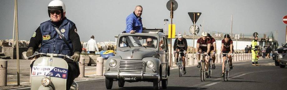 ciclostorica la torre pendente Pisa 01