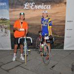 Wij namen deel aan de lustrumeditie van de L'Eroica in Toscane