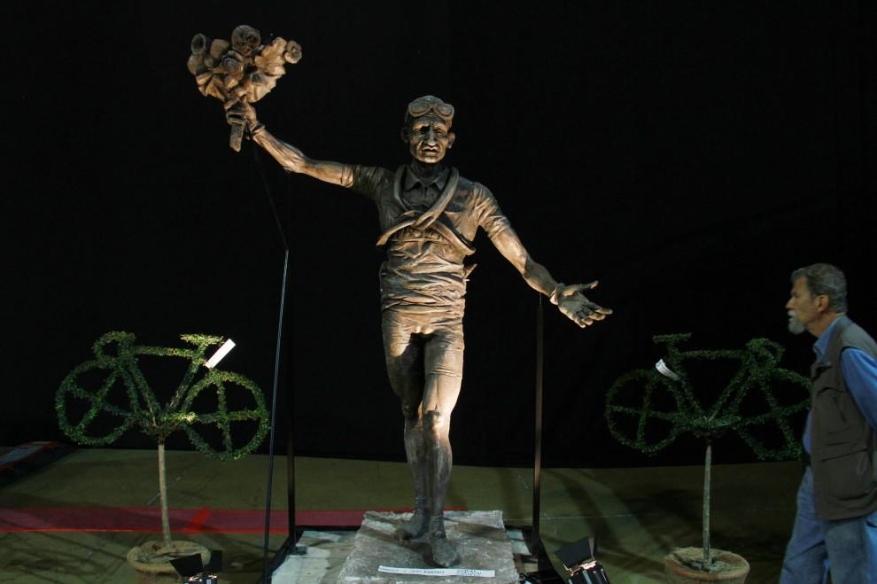 Gino Bartali: naast coureur ook oorlogsheld