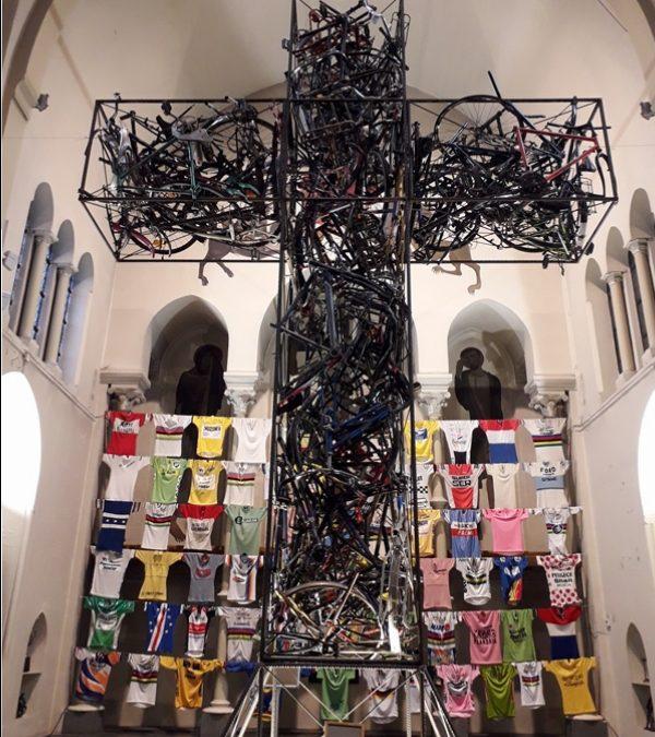 Expo Koers is Religie in kerk van Roeselare