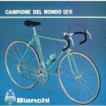 Bianchi het oudste fietsmerk ter wereld