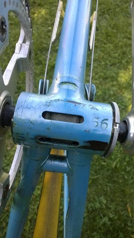Carillo fiets
