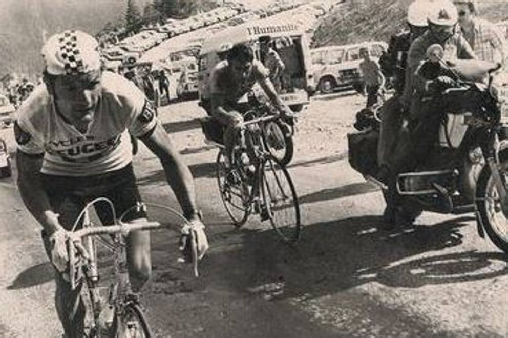 De 6de Tour de France van Eddy Merckx