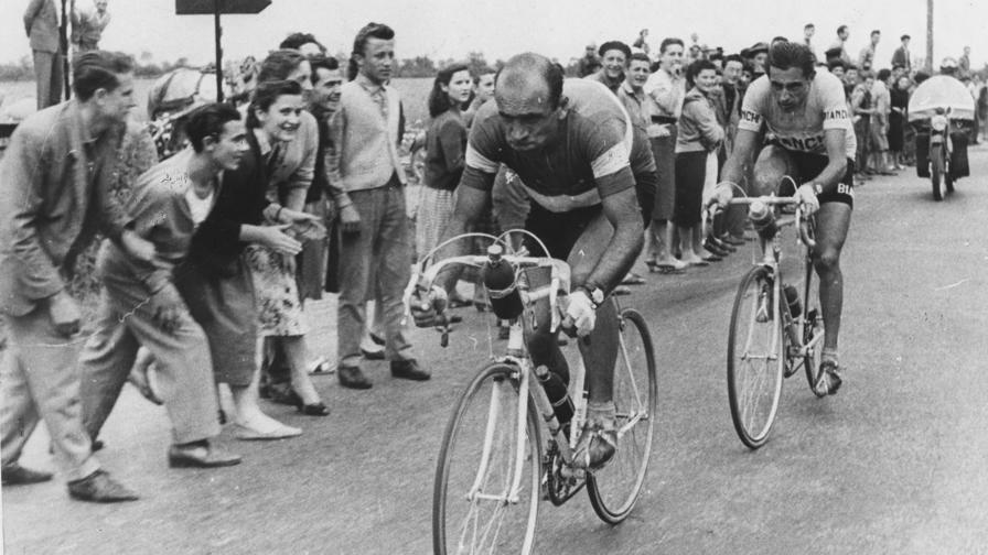 Fiorenzo Magni Giro ditalia 1955