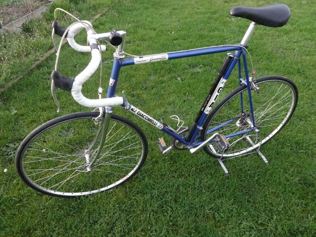 Giacomelli fietsen