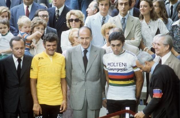 Tour de France 1975 podium