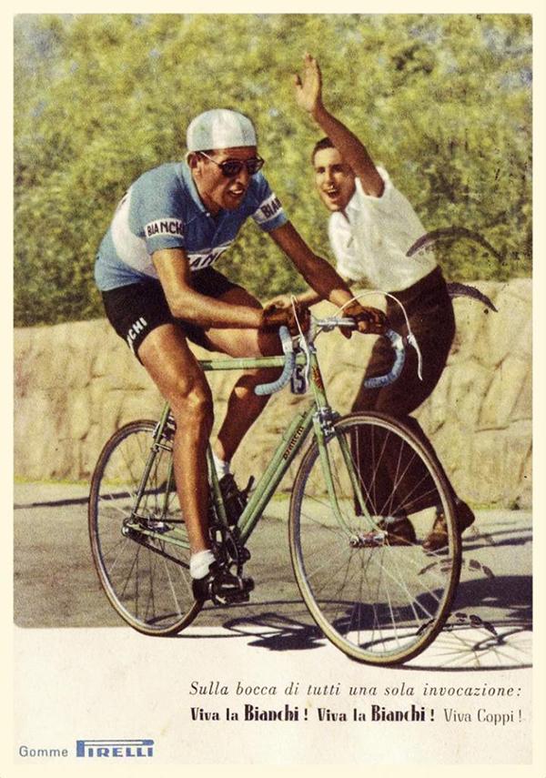 Fausto Coppi Bianchi