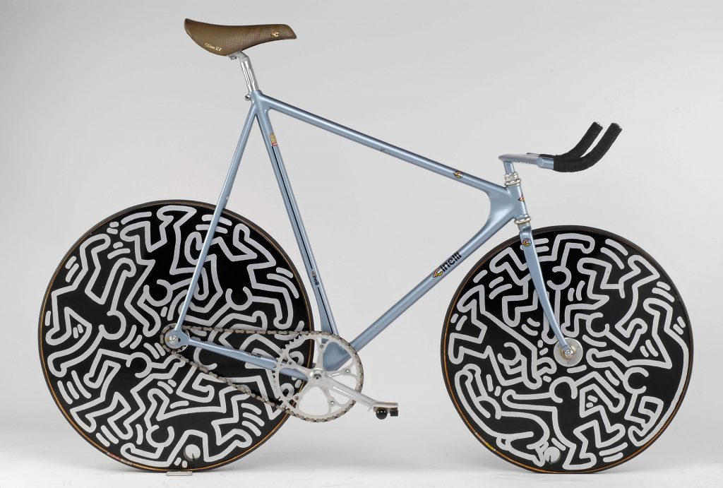 Cinelli Laser Keith Haring