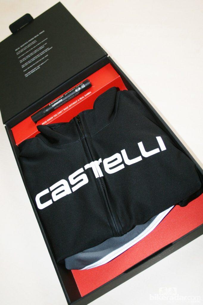 Castelli Gabba Pro Edition