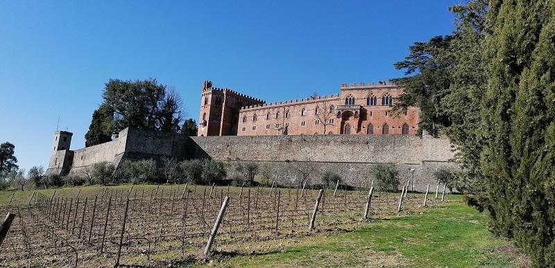 Castello di Brolio Gaiole in Chianti