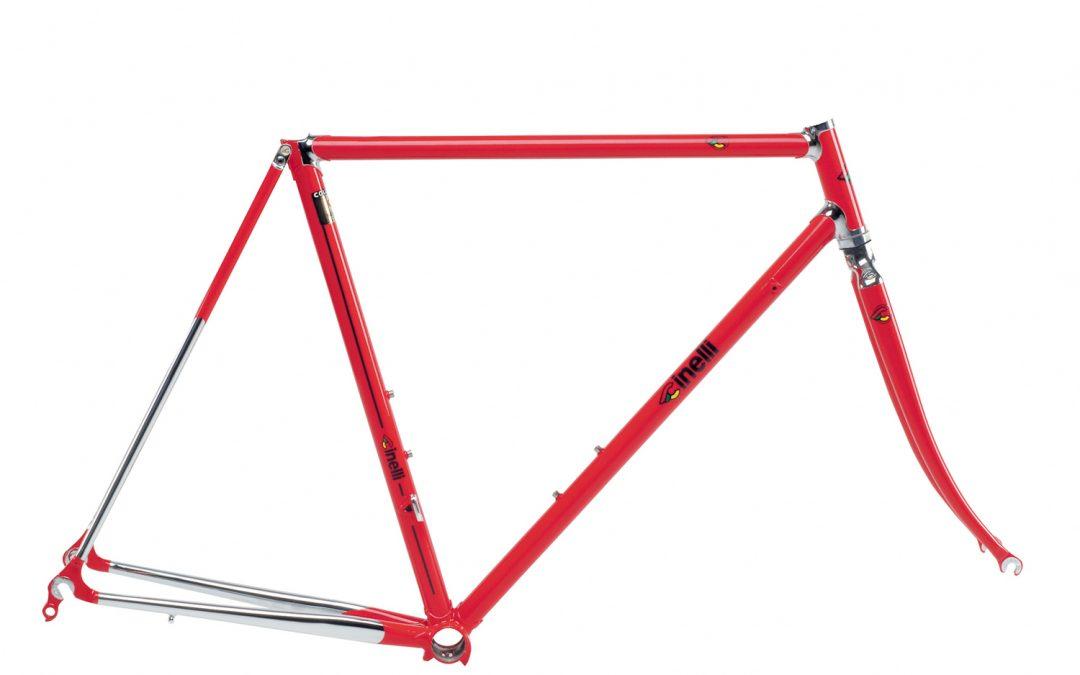 Cinelli Supercorsa – een iconische fiets