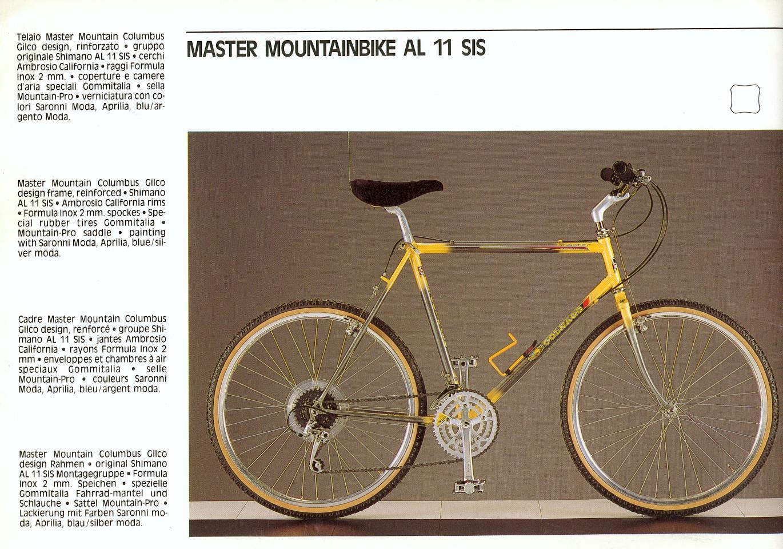 Colnago Master Mountainbike 1988