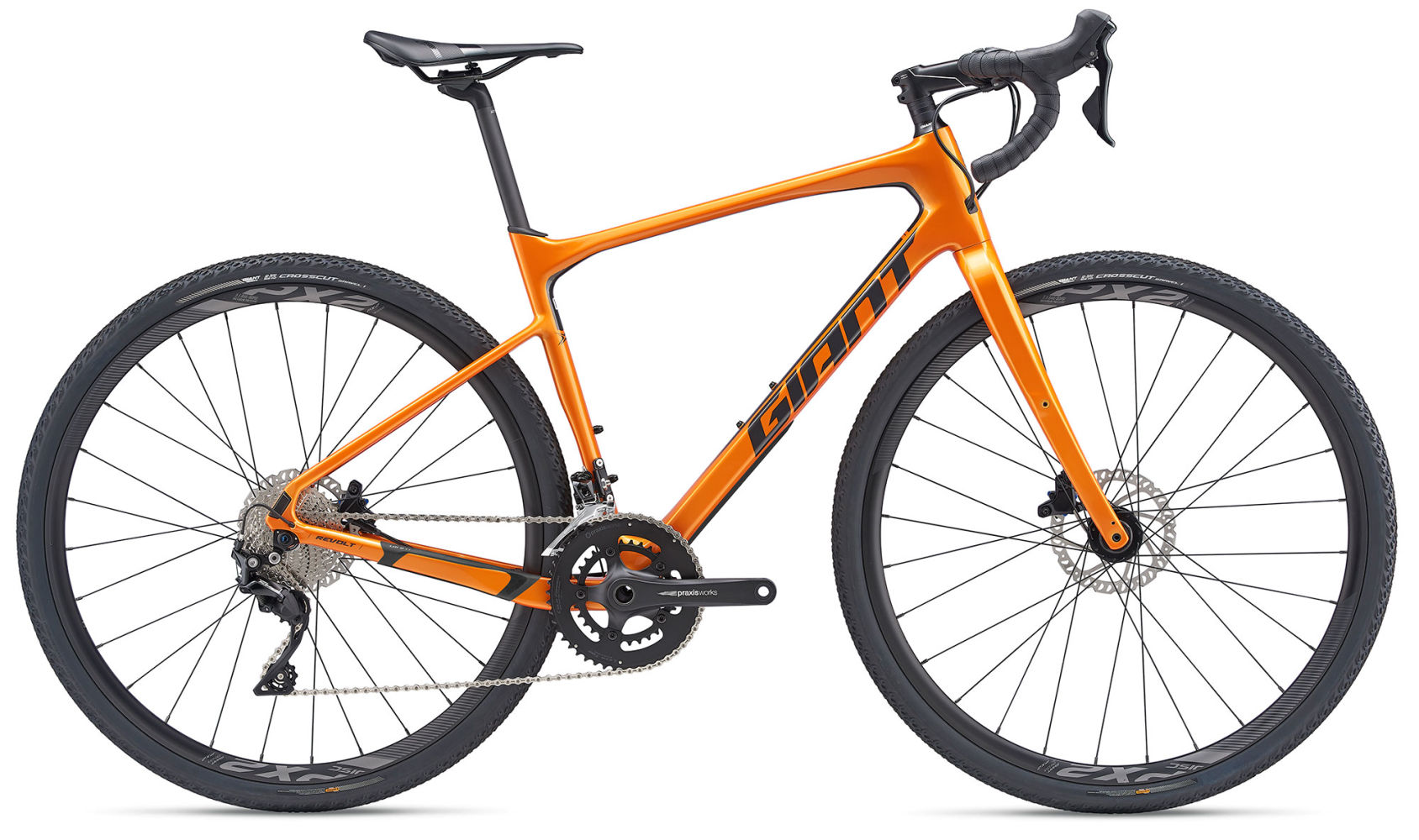 Giant Revolt Advanced Gravel bike