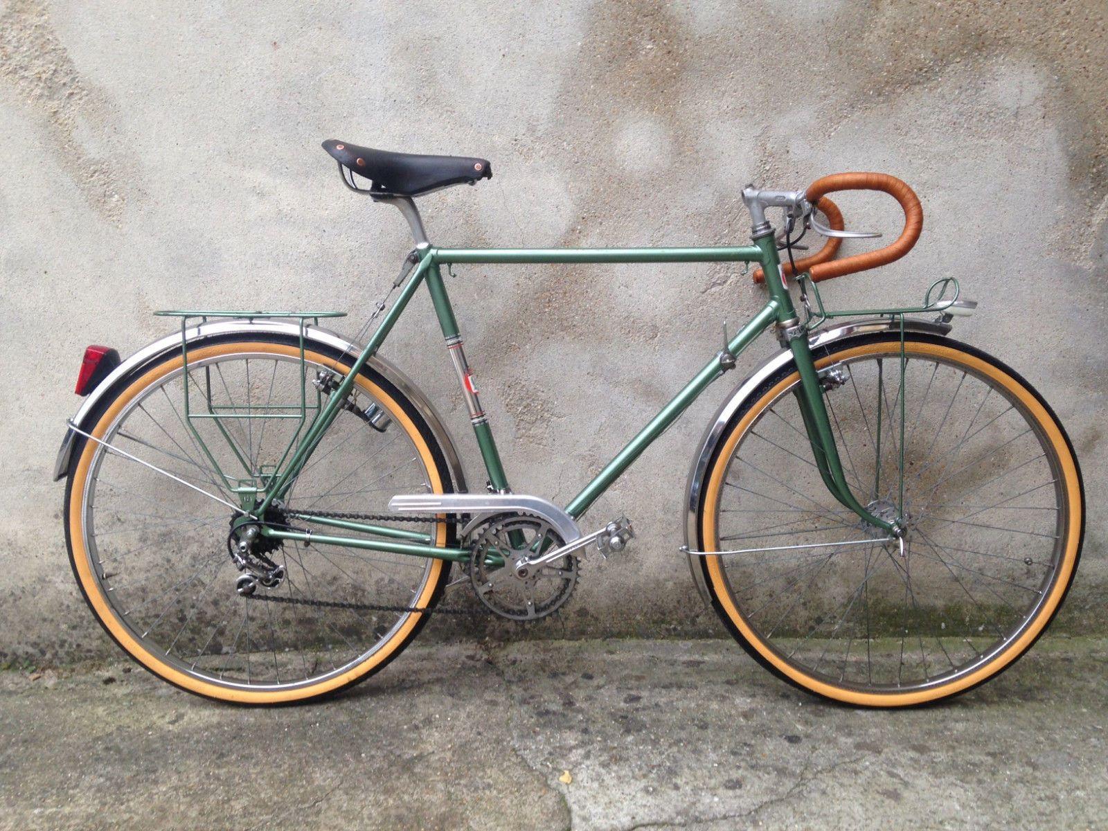 Randonneur fiets