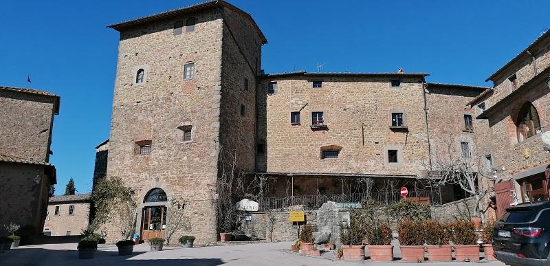 Volpaia Toscana
