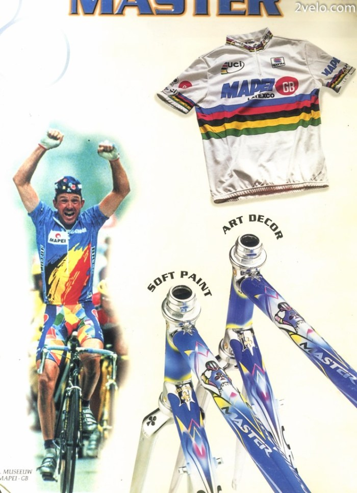 Colnago Master Art Decor 1997