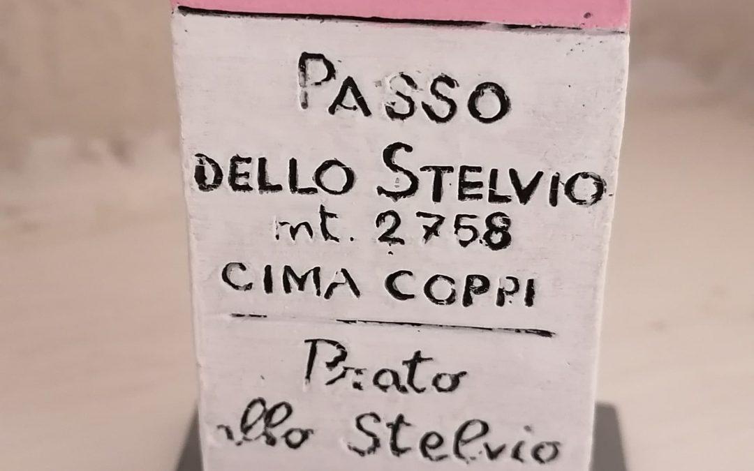 De mythische Passo dello Stelvio in Italië