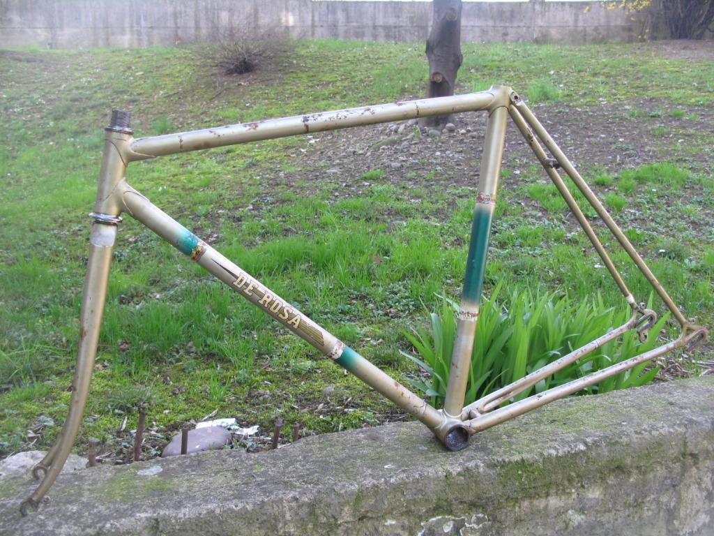 De Rosa frame