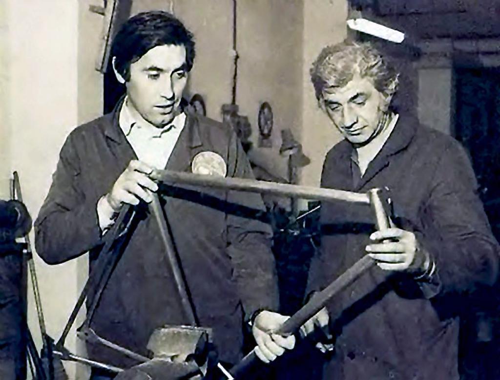 Eddy Merckx - Ugo De Rosa