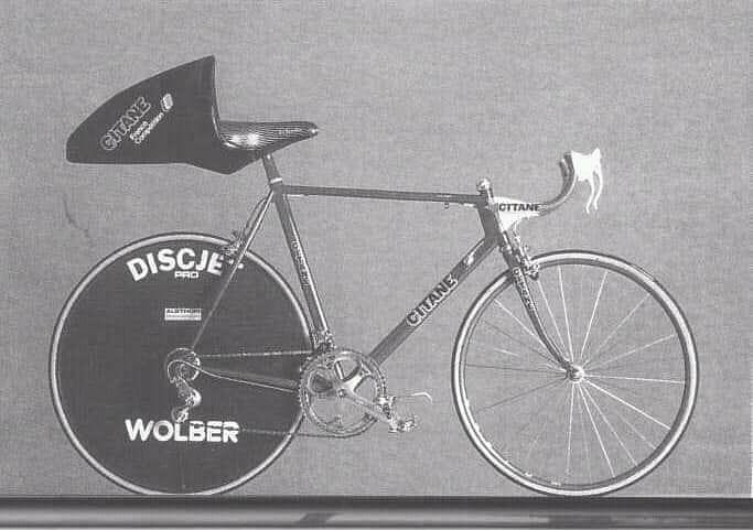Gitane fiets proloog Tour de France