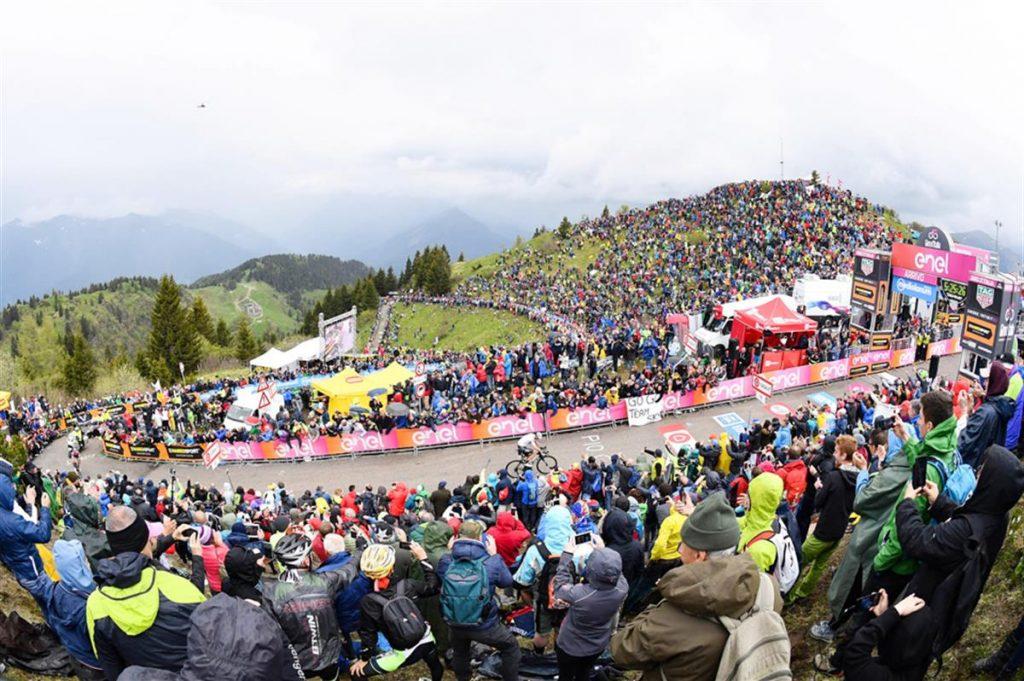 Monte Zoncolan - Giro d'Italia