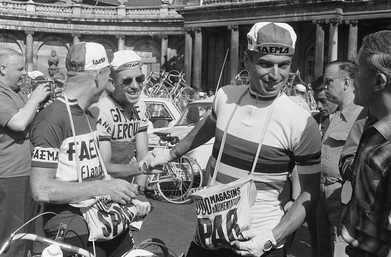 Wie won de meeste wedstrijden na Eddy Merckx?