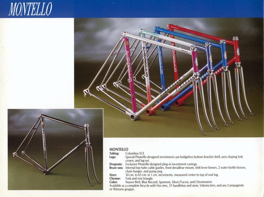 Pinarello Montello 1989