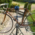 Hoe je vintage racefiets te onderhouden