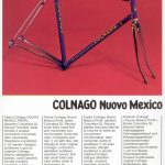 Colnago Nuovo Mexico – begeerd verzamelobject