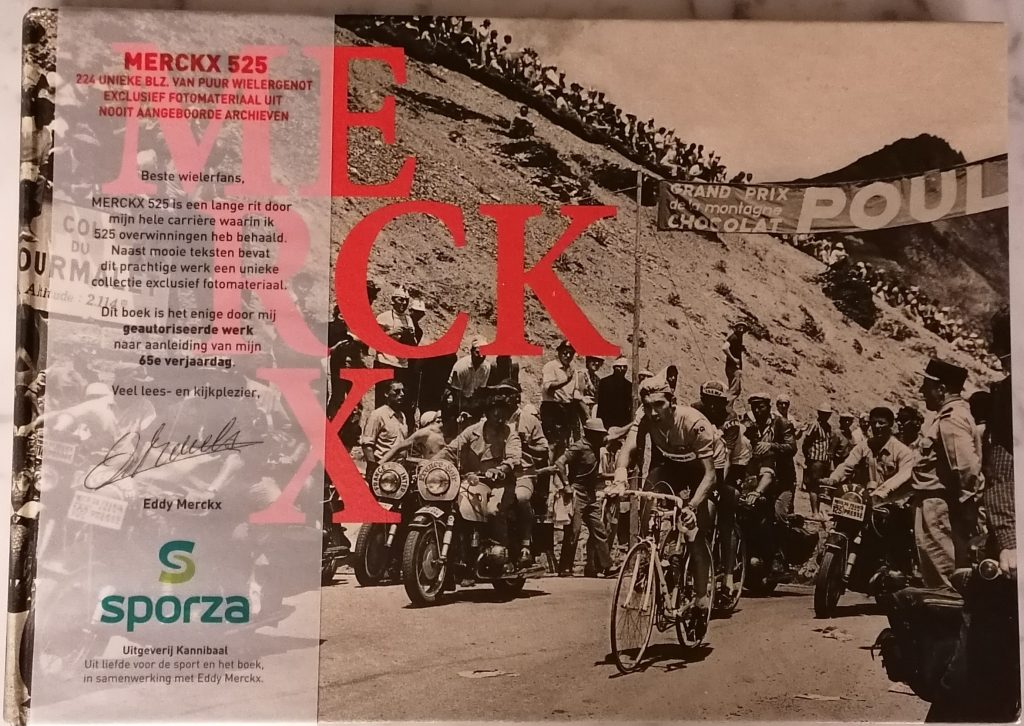 Eddy Merckx 525
