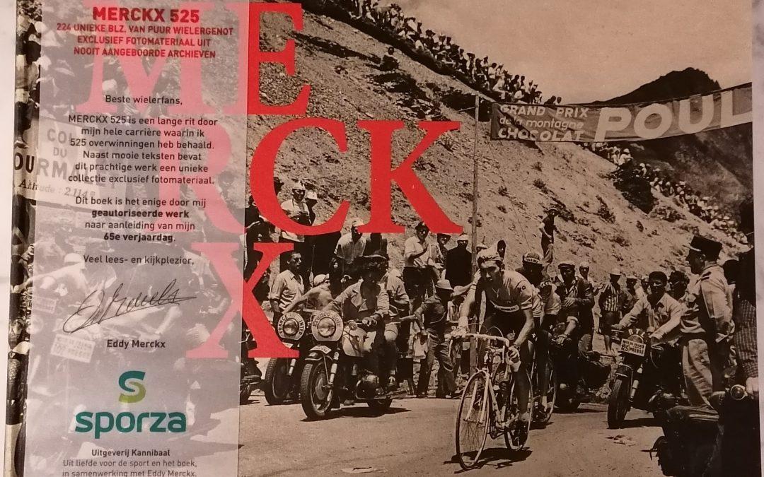 Eddy Merckx 525 – al zijn overwinningen