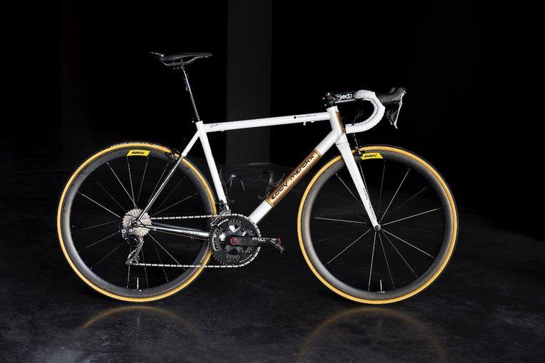 Eddy Merckx stalen fiets