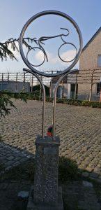 Monument Romain Maes