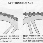 Onderhoud fiets – controleren en vervangen ketting