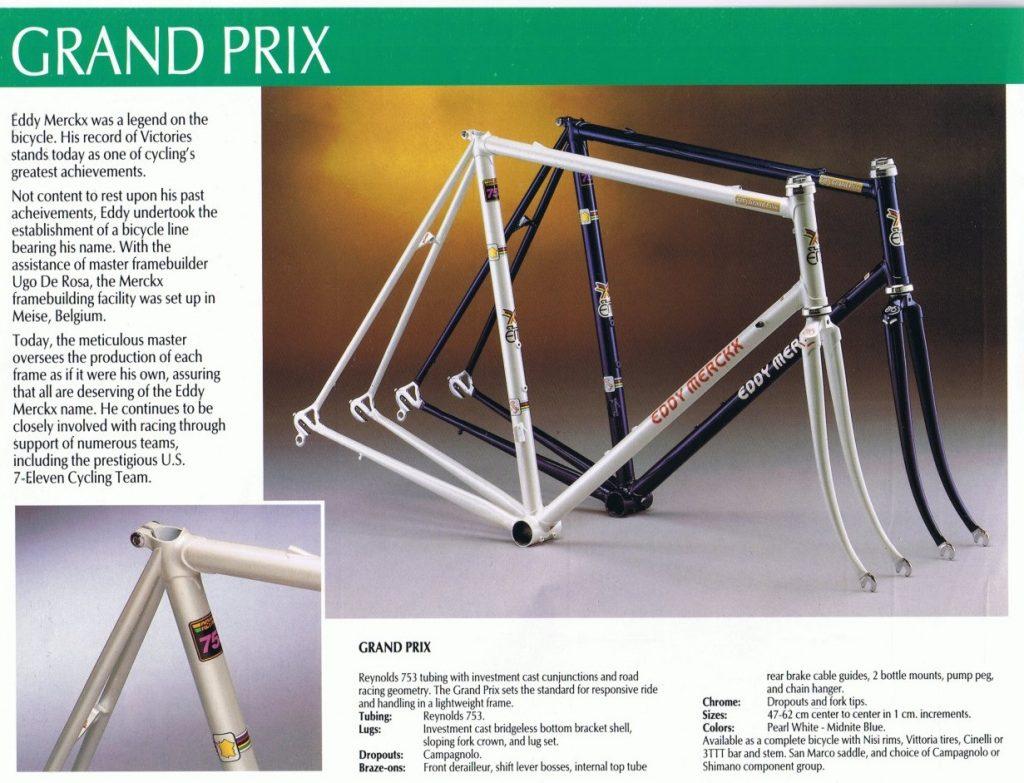 Eddy Merckx Grand prix