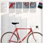 De eerste carbon fiets ooit