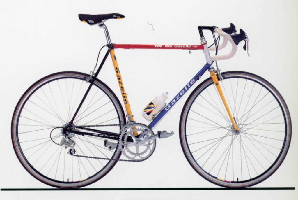 Gazelle TVM Team 1995