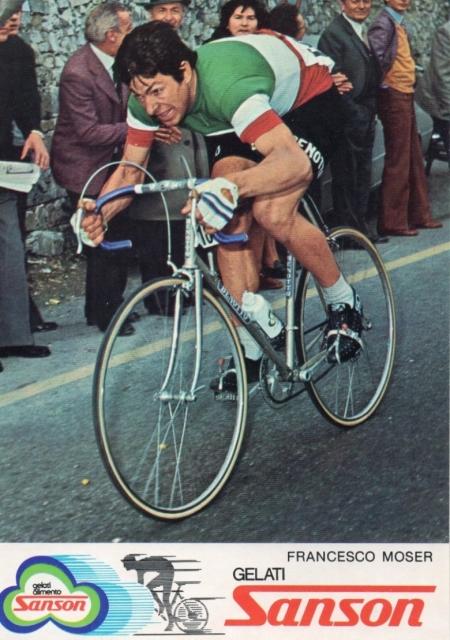 Benotto Francesco Moser