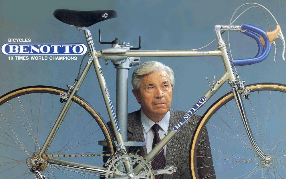De geschiedenis van Benotto fietsen