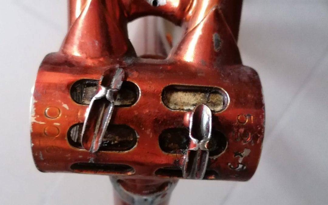 Hoe kun je weten wie het fietsframe heeft gemaakt?