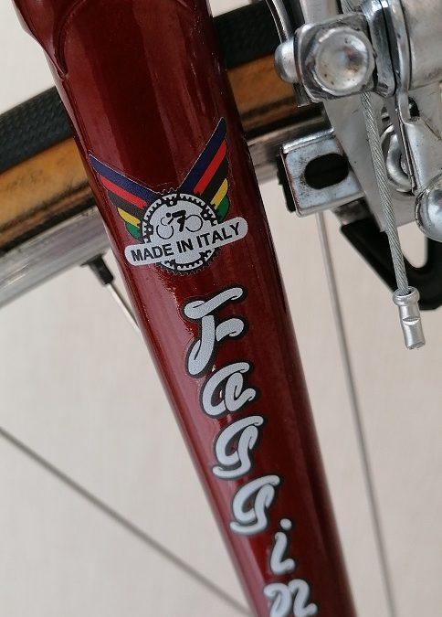 De geschiedenis van Faggin fietsen