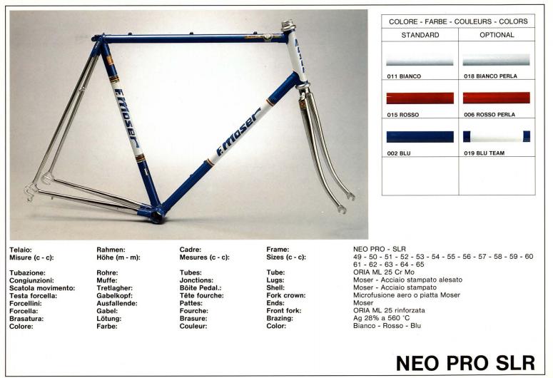 Moser Neo Pro