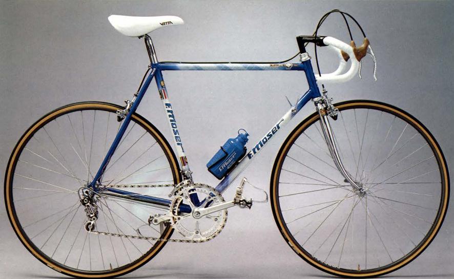 De geschiedenis van Moser fietsen