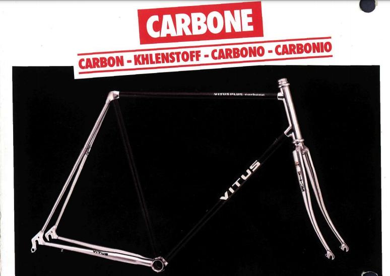 Vitus Carbon